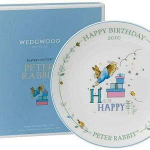 "Wedgwood Peter Rabbit 2020 ""Happy Birthday…"